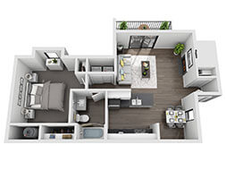 Green Rock Catwaba Floor Plan
