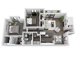 Green Rock Greenwood Floor Plan