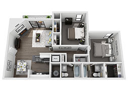 Green Rock Lanier Floor Plan