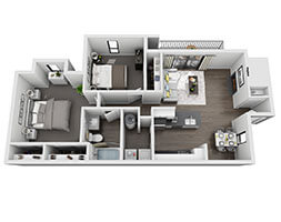 Green Rock Wylie Floor Plan