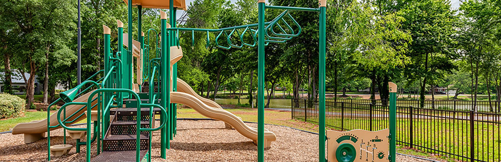 Green Rock Playground